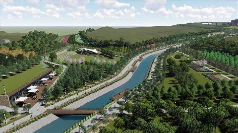 Kayaşehir Millet Bahçesi'nin İhalesi Yapıldı