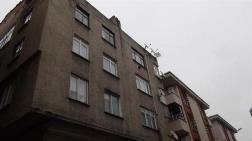 Gaziosmanpaşa'da Boşaltılan Binada İnceleme