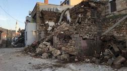 Çanakkale'deki Depremde 192 Yapı Hasar Gördü