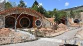 Hobbit Köyü Sivas'ta Hizmete Açıldı