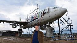 Hurda Uçak Restoran Olarak Hizmet Verecek