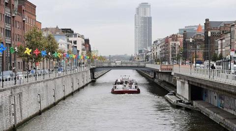 Brüksel 'Çevre Dostu Kanalizasyon Suyu' ile Isıtılacak