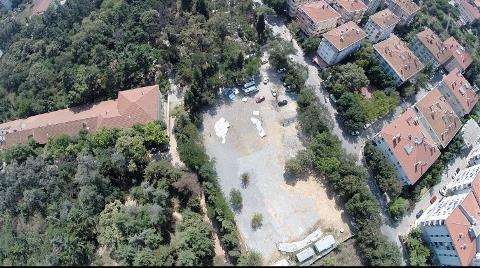 Validebağ Korusu Millet Bahçesi Projesi Durduruldu
