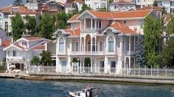 İstanbul'un En Pahalı Villası 210 Milyon Liraya Satılıyor