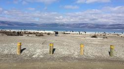 Salda Gölü'nde Eleştirilen Görüntü Hakkında Açıklama
