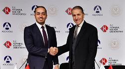 Aşçıoğlu ve  İstanbul Kültür Üniversitesi İşbirliği