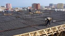Kentsel Dönüşüm - İnşaat Sektöründe İstihdam Yüzde 7,6 Azaldı