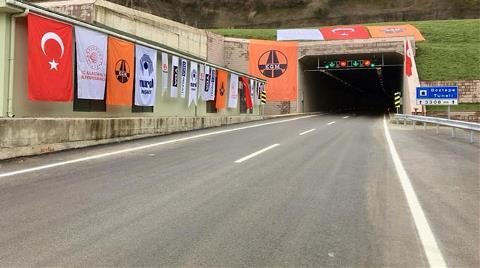 Ordu Çevre Yolu'nun İlk Etabı Açıldı