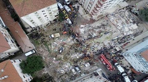 Kartal'da Riskli Binaların Yıkımı Tamamlandı