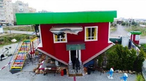 Ters Ev'e Yeni Dekorasyon