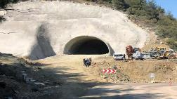 Dağı Delen Tünelde Deneme Patlamaları Başladı