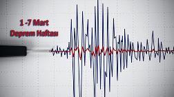 İZODER'den '1-7 Mart Deprem Haftası' Açıklaması