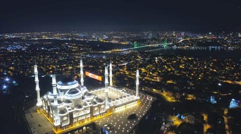 Çamlıca Camisi 7 Mart'ta Açılıyor