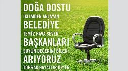 """""""Doğa Dostu Belediye Başkanları Aranıyor"""""""