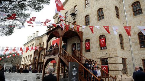 '7 Güzel Adam Edebiyat Müzesi' Açıldı