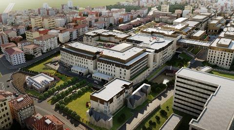 Cerrahpaşa Tıp Fakültesi Yerleşkesi Yeniden Yapılandırılıyor