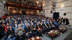 """AURA-İstanbul ve DYO iş birliğiyle """"Renkli DYOloglar"""" Paneli İzmir'de Gerçekleşti"""