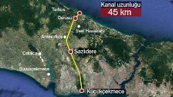 Kanal İstanbul için Deprem Uyarısı