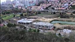 Bahçeşehir Göleti Bölgesindeki İnşaatın Ruhsatları İptal