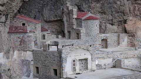Sümela Manastırı'nın İkinci Etabı İçin Tarih Verildi