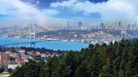 1 Milyon Dolara İstanbul'dan 109 Metrekare Alınabiliyor