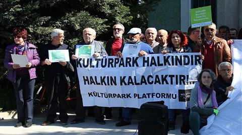 Kültürpark Platformu'ndan Bina Tahsisi Tepkisi