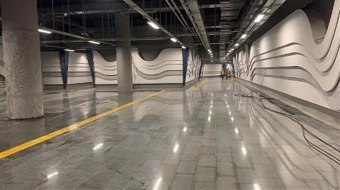 Mecidiyeköy-Mahmutbey Metro Hattı'nda Son Durum