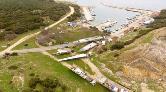 Saros Körfezi'ne Batırılacak Yolcu Uçağının Montajına Başlandı