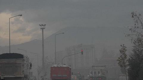 Türkiye'nin Hava Kirliliği Raporu Açıklandı