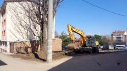 Bursa Osmangazi'deki Metruk Binalar Yıkılıyor