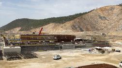 Akkuyu'da 1'inci Güç Ünitesinin Beton Dökme Çalışması Tamamlandı
