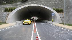 Silahtarağa Tüneli Hizmete Açıldı