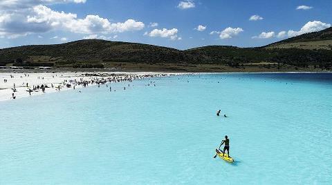 Salda Gölü 'Özel Çevre Koruma Bölgesi' İlan Edildi
