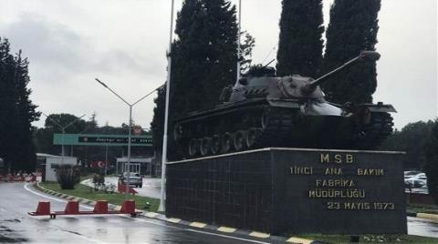 Tank Palet Fabrikası'nın Arazisi Devletin Kalacak