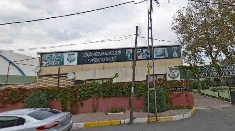 Küçükköyspor'un Stadı'nın Yıkımı Durduruldu
