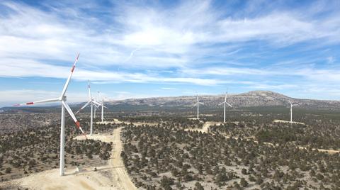 Akfen'in, Kocalar RES Projesi Elektrik Üretimine Başladı