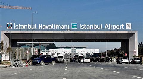 İstanbul Havalimanı 7 Nisan'da Tam Kapasiteye Geçiyor