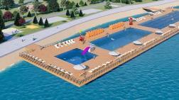 Samatya'ya Deniz Havuzu Geliyor