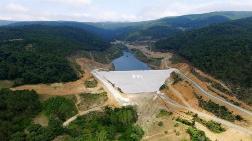 Ballıkaya Barajı'nda Sona Gelindi