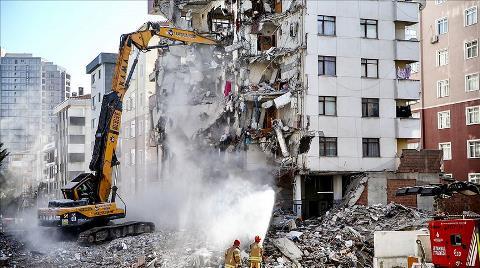 Kartal'daki Çöken Binaya İlişkin Bilirkişi Raporu Hazırlandı