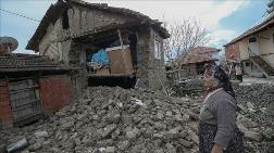 Denizli'deki Depremde 278 Yapı Hasar Gördü