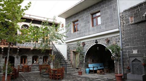Tarihi Diyarbakır Evleri Turizme Kazandırılıyor