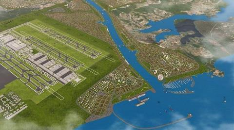 Kanal İstanbul 2025'te Tamamlanacak