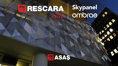 ASAŞ'ın Skypanel Ombrae Ürünü ile Fark Yaratan Cepheler
