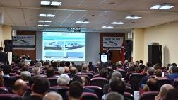 3. Uluslararası Demiryolu ve Hafif Raylı Sistemler ve Lojistik Fuarı Eurasia Rail