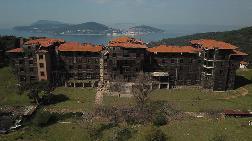 Büyükada Rum Yetimhanesi Havadan Fotoğraflandı