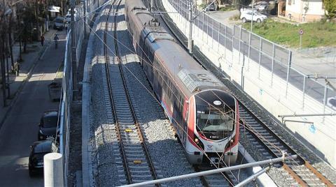 Sabiha Gökçen, Gebze-Halkalı Banliyö Tren Hattı'na Entegre Oldu