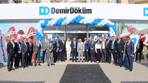 Demirdöküm'ün Yeni Showroomu Adana'da Açıldı
