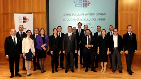 TKYD'nin Yeni Başkanı Feyyaz Ünal Oldu