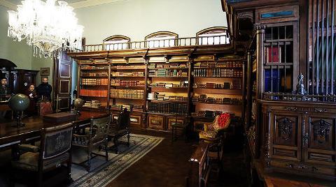 Tarihe Şahitlik Eden 'Halife Abdülmecid Efendi Kütüphanesi'